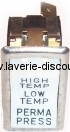 680/00122/400 IPSO Sélecteur de température 3 positions