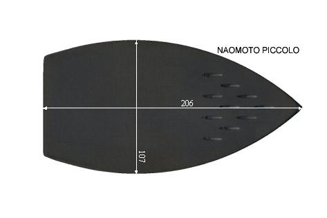 V.1800 NAOMOTO PETIT      SEMELLE TEFLON FER A REPASSER RENFORCEE
