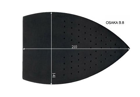 V.2705 OSAKA B.8      SEMELLE TEFLON FER A REPASSER RENFORCEE