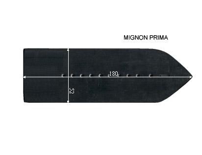 V.2800 MIGNON PRIMA      SEMELLE TEFLON FER A REPASSER RENFORCEE