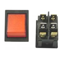 Interrupteur Vert ou Rouge, 24 ou 220V