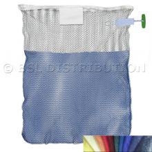 Filet de lavage 80 x 100 cm avec ou sans niveau de remplissage.